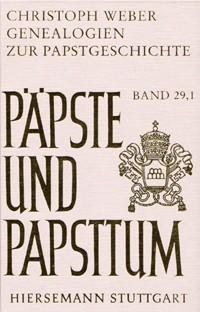 Genealogien zur Papstgeschichte