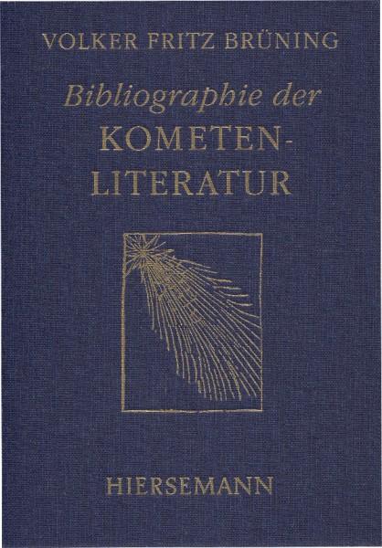 Bibliographie der Kometenliteratur