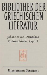 Philosophische Kapitel