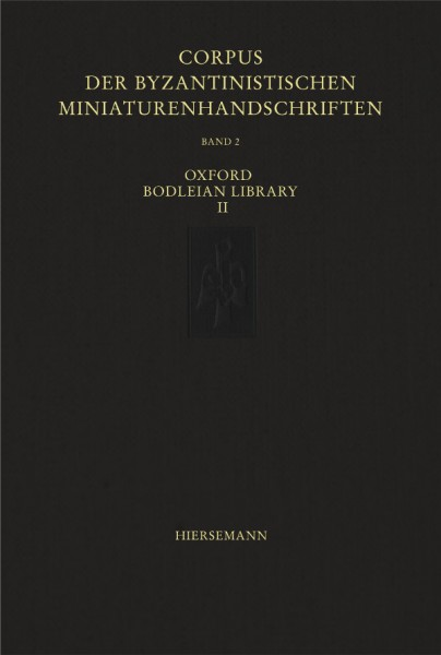 Corpus byzantinischen Miniaturenhandschriften