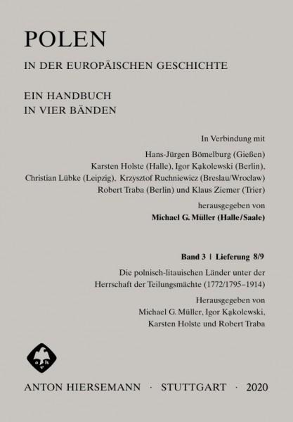 Polen in der europäischen Geschichte, Band 3, Lieferung 8/9