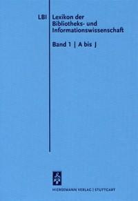 Bibliotheks- Und Informationswissenschaft