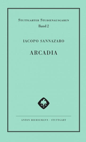 Arcadia Sannazaro Italienisch Deutsch