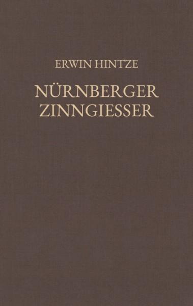 Hintze, Nürnberger Zinngiesser