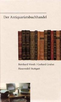 Der Antiquariatsbuchhandel