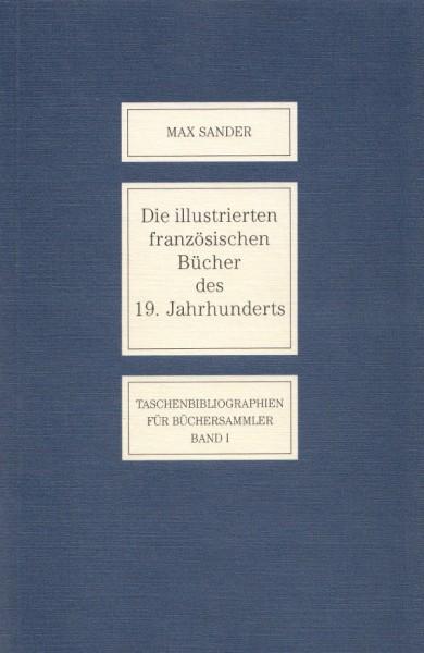 Die illustrierten französischen Bücher des 19. Jahrhunderts, Max Sander