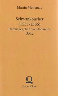 Schwankbücher (1557-1566)