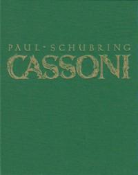 Cassoni. Truhen und Truhenbilder der italienischen Frührenaissance
