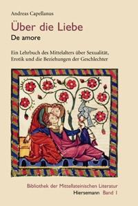 Über die Liebe (De amore)