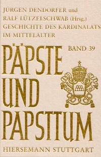 Geschichte des Kardinalats im Mittelalter