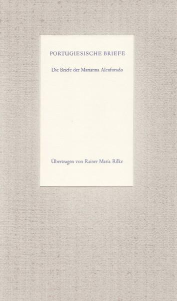 Portugiesische Briefe Marianna Alcoforado