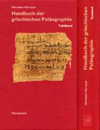 Handbuch der griechischen Paläographie