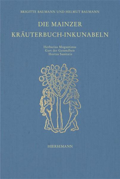 Mainzer Kräuterbuch-Inkunabeln