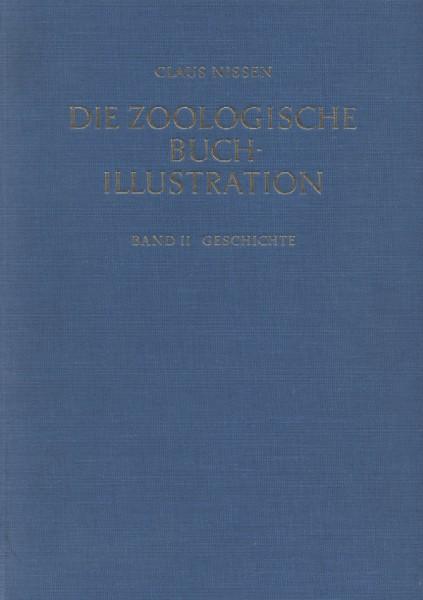 Zoologische Buchillustration
