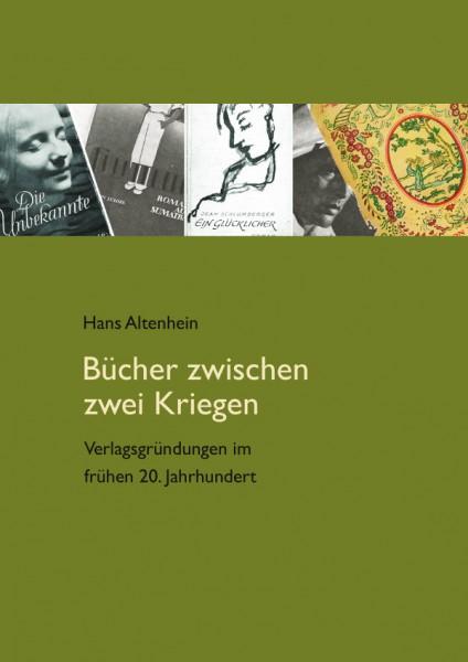 Altenhein, Bücher zwischen zwei Kriegen