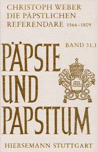 Die päpstlichen Referendare 1566-1809